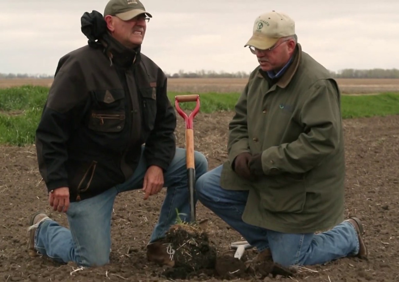 A Minute with Jeff Hemenway: Comparing Soil Profiles