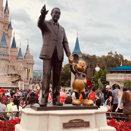 La prima volta a Disney World non si scorda mai