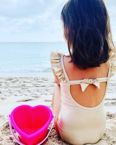 In spiaggia a Miami