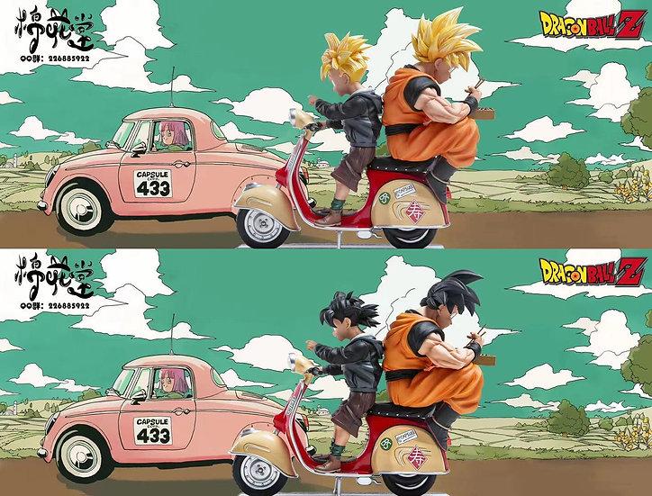 MianHuaTang Studio - Dragon Ball Son Goku & Gohan