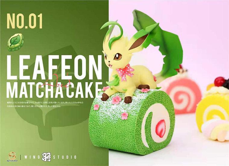 HZ Studio Pokemon Dessert Eevee Series Leafeon