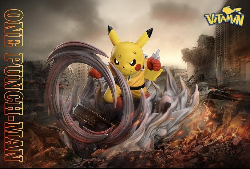 Vitamin Studio - Pokemon Pikachu Cosplay One Punch Man