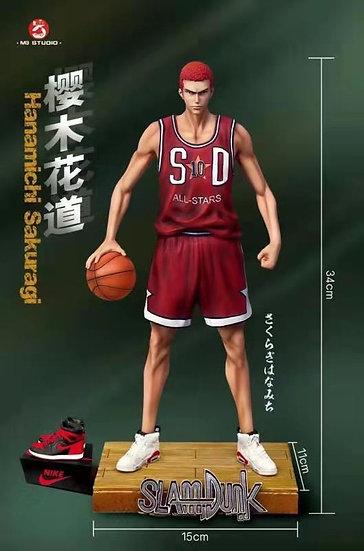M3 Studio - Slam Dunk Shohoku All Star Game Sakuragi Hanamichi