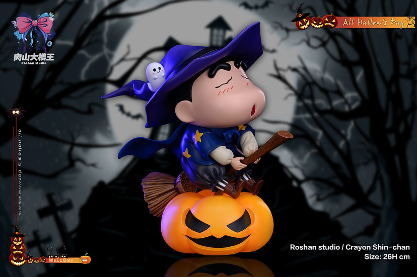 Roshan Studio - Halloween Crayon Shin Chan