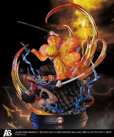 AS Studio - Demon Slayer Agatsuma Zenitsu
