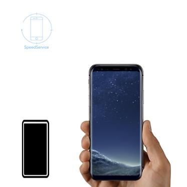 Face Arrière - Réparation Samsung Galaxy S8