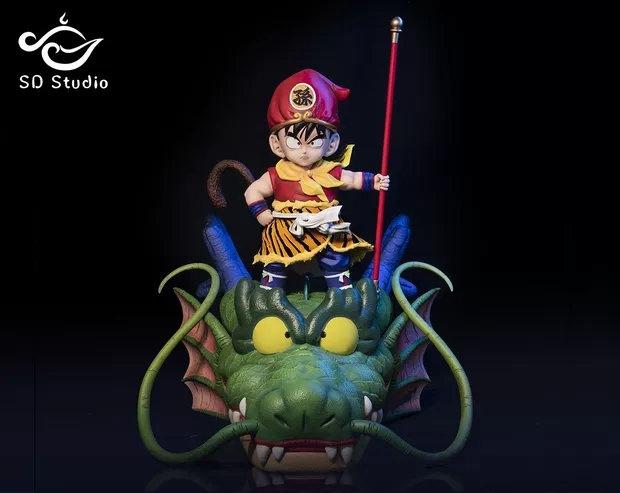 SD Studio - Dragon Ball Son Goku X Shenron