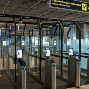 La reconnaissance faciale à l'aéroport Marseille-Provence