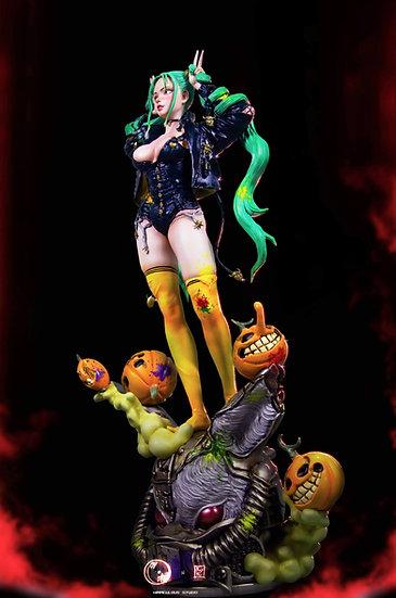 Miraculous Studio - City Girl Series Halloween Harley Quinn