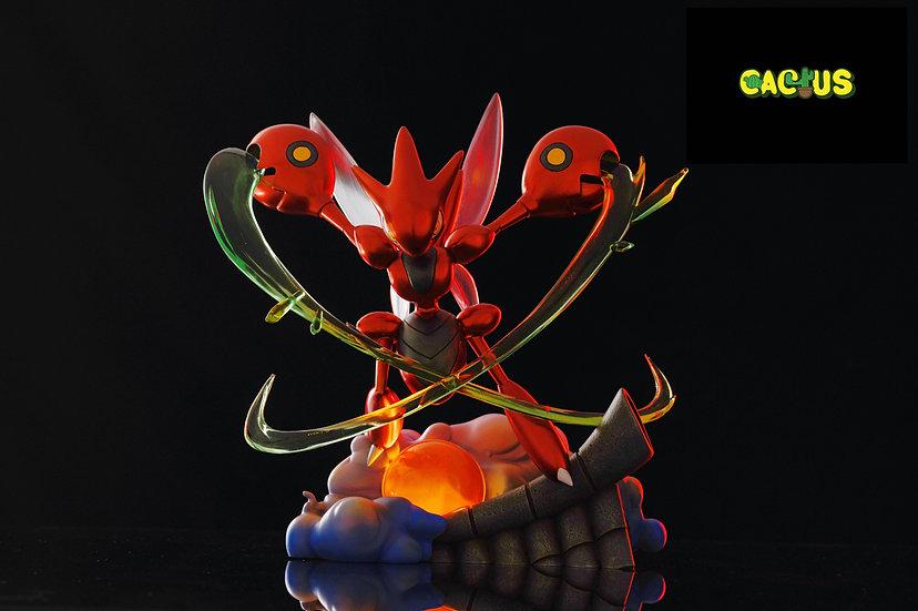 Cactus Studio - Pokemon Scizor