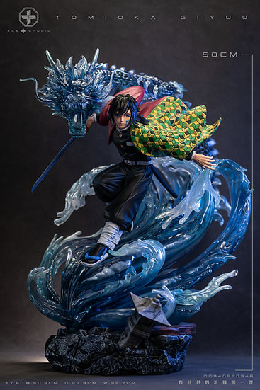 ACE X MKE Studio - Demon Slayer Water Hashira Tomioka Giyu