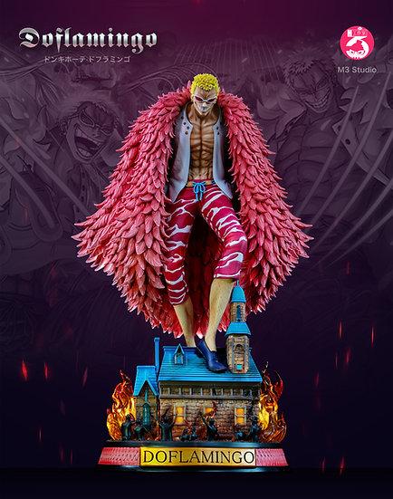 M3 Studio - One Piece Donquixote Doflamingo