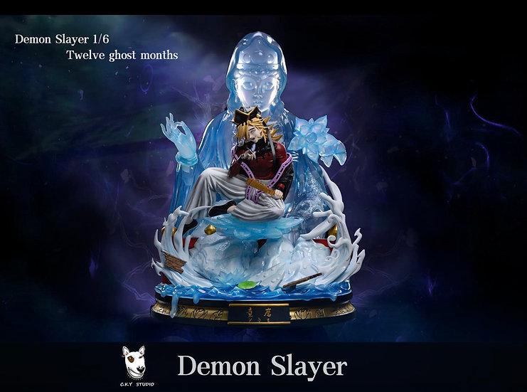 C.K.Y Studio Demon Slayer Upper Moon 2 Domo
