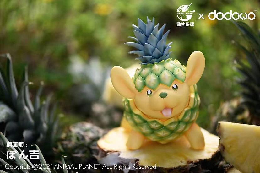 Animal Planet X Dodowo - Pineapple Dog