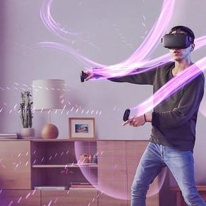 Oculus Quest : Facebook présente un casque de VR autonome dédié au jeu