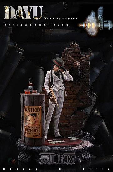 Dayu Studio One Piece Mafia Luffy