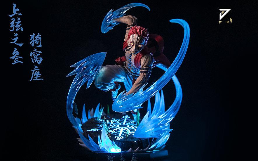 JianKe Studio - Demon Slayer Twelve Kizuki Upper Rank 3: Akaza