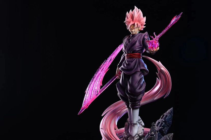 BY Studio  Dragon Ball Super Black Rose Goku