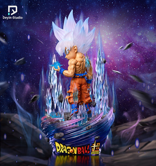 Deyin Studio - Dragon Ball Son Goku Ultra Instinct Form