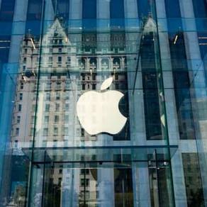 Résultats historiques pour Apple, malgré le recul des ventes de l'iPhone