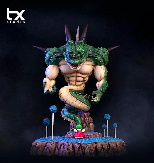 TX Studio Dragon Ball Namekian Dragon Porunga