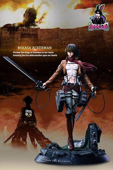 Yakuza Studio-Attack on Titan Mikasa Ackerman