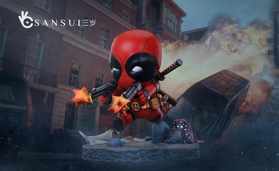 San Sui Studio - Mini Deadpool