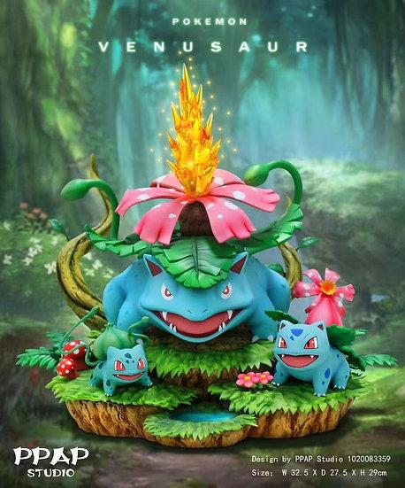PPAP Studio - Pokemon Bulbasaur Evolution Series