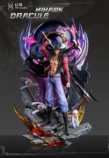 YU Studio One Piece Dracule Mihawk