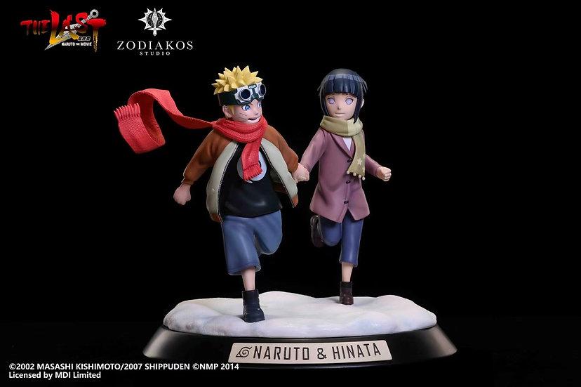 Zodiakos Studio - Naruto & Hinata (Licensed)