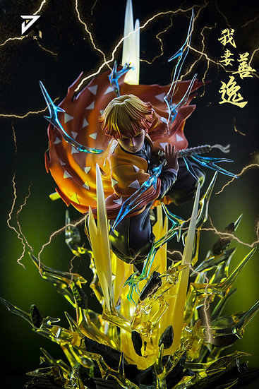 Jianke Studio - emon Slayer Agatsuma Zenitsu