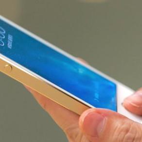 Bientôt un smartphone dont l'écran se répare tout seul?
