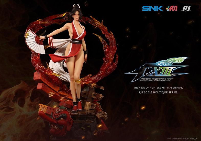 SNK X PJ Studio - King of Fighter Mai shi