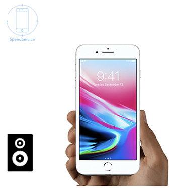 Réparation iPhone 8 Plus Metz - SpeedService, Grand-Est / Haut-Parleur