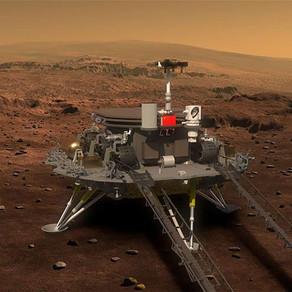 Après la Lune, la Chine se prépare à conquérir Mars
