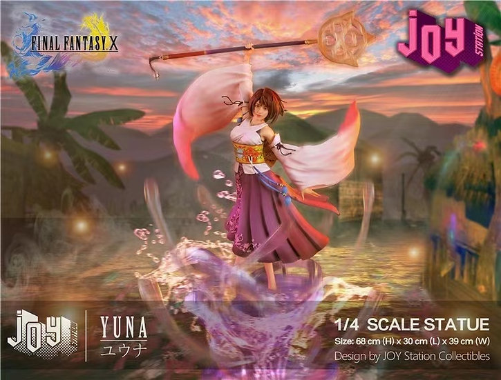 Joy-Station Studio Final Fantasy X Yuna