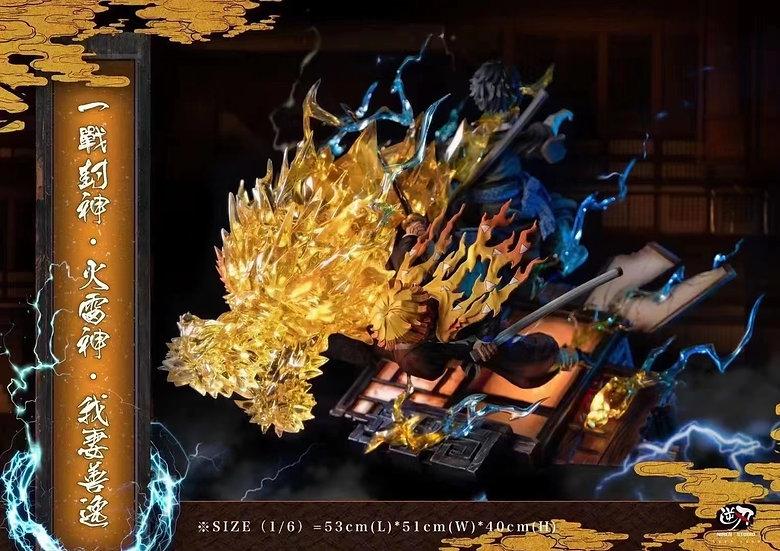 Niren Studio - Demon Slayer Agatsuma Zenitsu