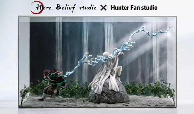 Hero Belief X Hunter Fan Studio - Demon Slayer Kamado Tanjiro