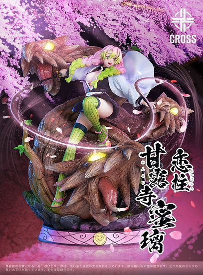 Cross Studio - Demon Slayer Love Pillar Kanroji Mitsuri