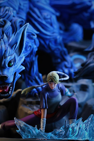 Time Line Studio - Naruto Two Tails Nii Yugito