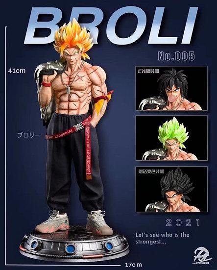 DP9 Studio Dragon Ball Broly