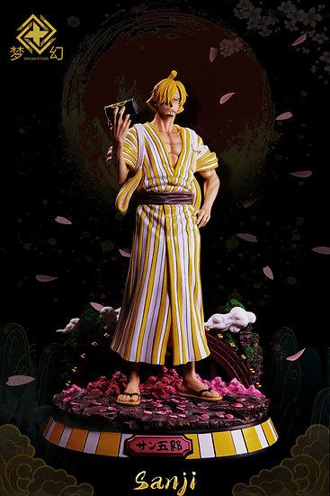 Dream Studio - One Piece Wano Country Sanji