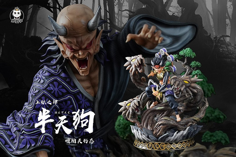 Princekin Studio - Demon Slayer Upper Moon 4 Hantegu
