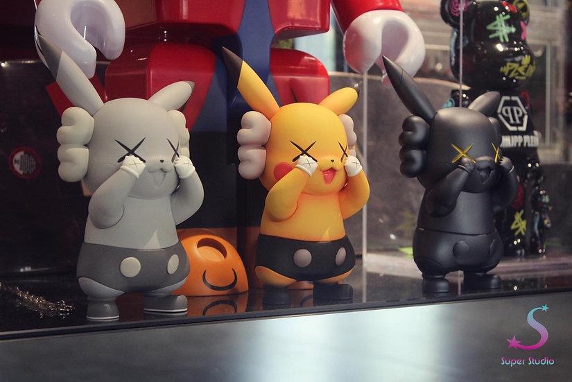 Super Studio - KAWS Pikachu