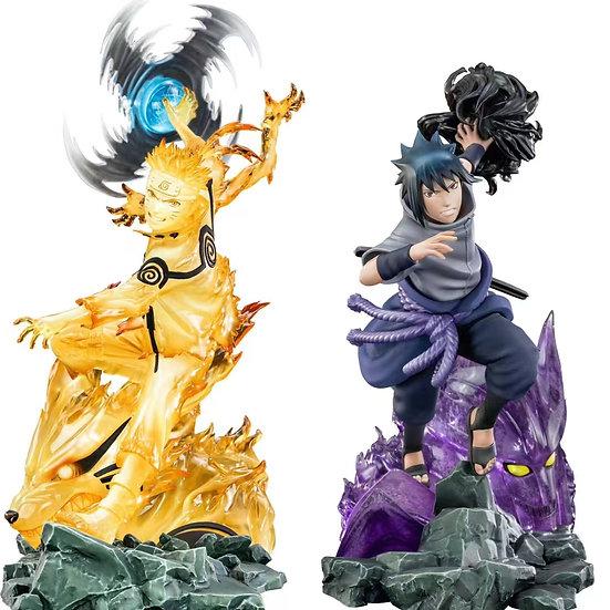 Tsume Art - Naruto Shippuden 4th War Uchiha Sasuke & Uzumaki Naruto (Licensed)