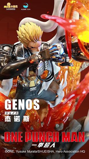 AzureSea Studio - One Punch Man Genos (Licensed)