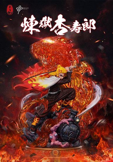 LC Studio - Demon Slayer Flame Hashira Rengoku Kyojuro