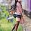 Eden Yuan Studio Demon Slayer Nezuko in School Uniform