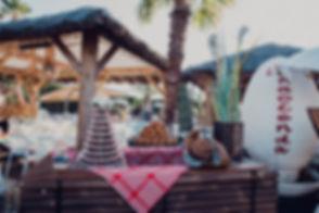 Contact -  Les Jardins de l'Hacienda - Restaurant et salle de réception