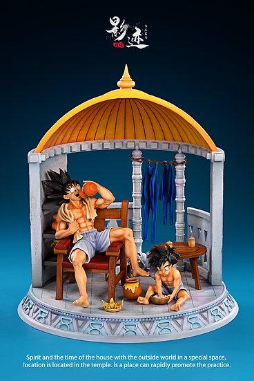 DIM Studio - Dragon Ball Son Goku & Gohan